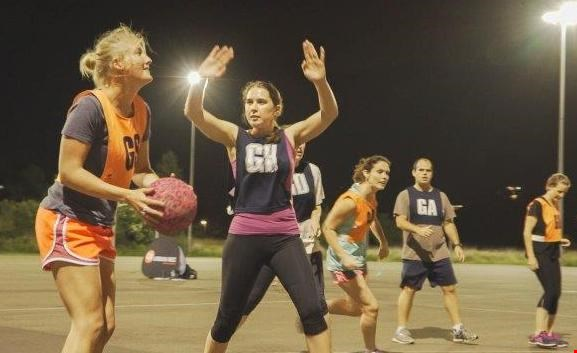 How Urban Rec is improving Netball