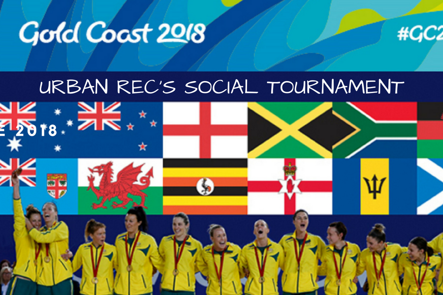 Commonwealth Games Sports Tournament Week