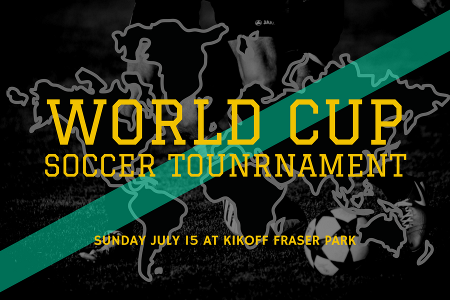 World Cup Soccer Tournament 2018