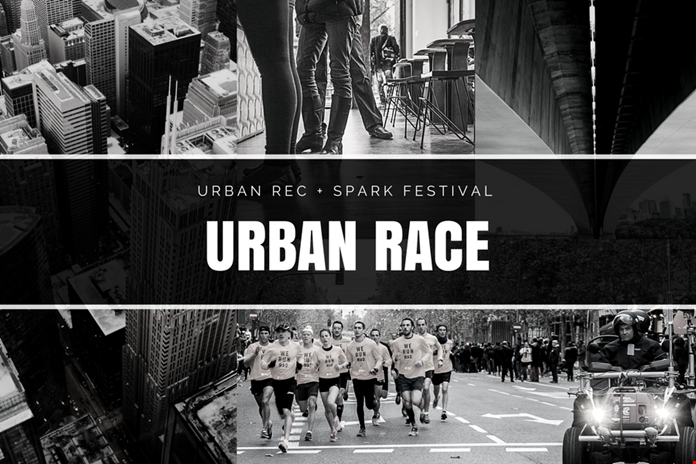 Urban Race Comes to Spark Festival